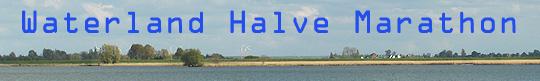 Banner Waterland Halve Marathon